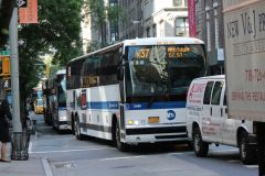 NYCT Bus 2489 on the X37