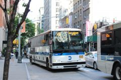 NYCT Bus 2685 on the X5