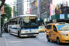 NYCT Bus 2459 on the X37