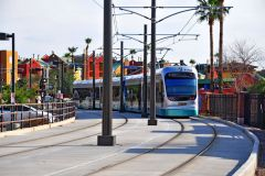 Vallety Metro Light Rail
