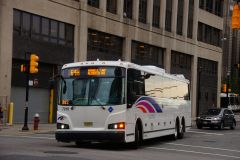 New Jersey Transit 2013 Designline ECOCoach CNG Commuter 7210