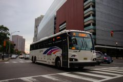 New Jersey Transit 2013 Designline ECOCoach CNG Commuter 7209