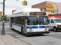 New Flyer C40LF 331 on the B68