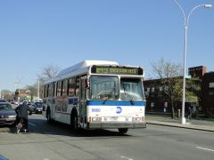 Orion V CNG Q49 at Astoria Blvd and 100th Street
