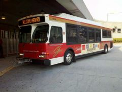 2004 Orion Bus Industries VII CNG Surburban GCT Bus#G004