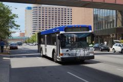 IndyGo Gillig Low Floor (1st generation) 2035