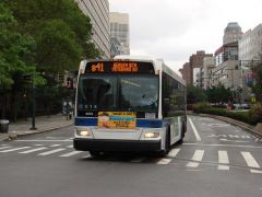 MTA NYC B41 bus