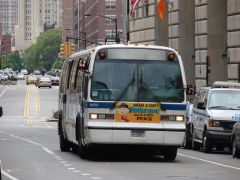 MTA NYC B62 bus