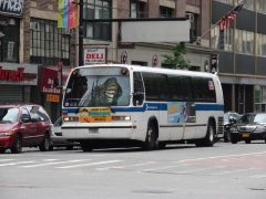 MTA NYC B45 bus