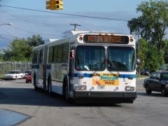 MTA NYC New Flyer D60 5756