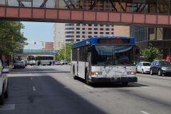IndyGo Gillig Low Floor (2nd generation) 2313