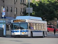 New Flyer C40LF #284 Route: Bx21
