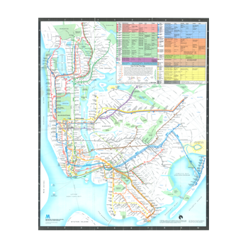 1980 Nyc Subway Map.1979 Revised Fall 1980 New York City Transit Authority Subway Map