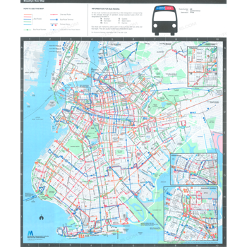 Bus Maps NYC Transit Forums - Queens bus map