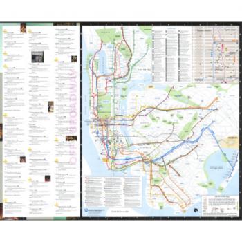 New York City Subway Map December 1999.Subway Maps Nyc Transit Forums