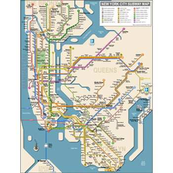 1987 Subway Map.Drekroid New York City Subway Map Member Created Maps Nyc