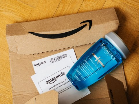 Beauty Brands Find a Lifeline on Amazon amid the Pandemic