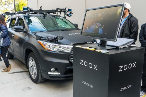 Amazon Prepares to Purchase Self-Driving Car Developer Zoox