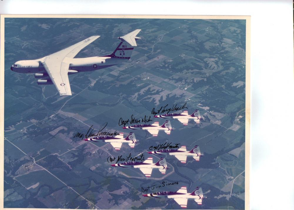 Me with the Thunderbirds, 1976.jpg
