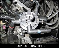 Hose off Vacuum Purge Switch? - General Cadillac Forums