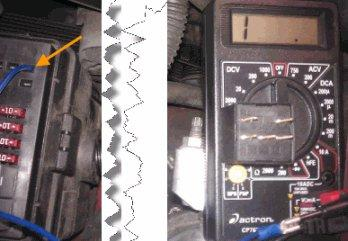 2000 Seville (STS) - LH cooling fan not running - Cadillac