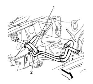 Help with 02 DTS heater core - Cadillac Deville, Eldorado