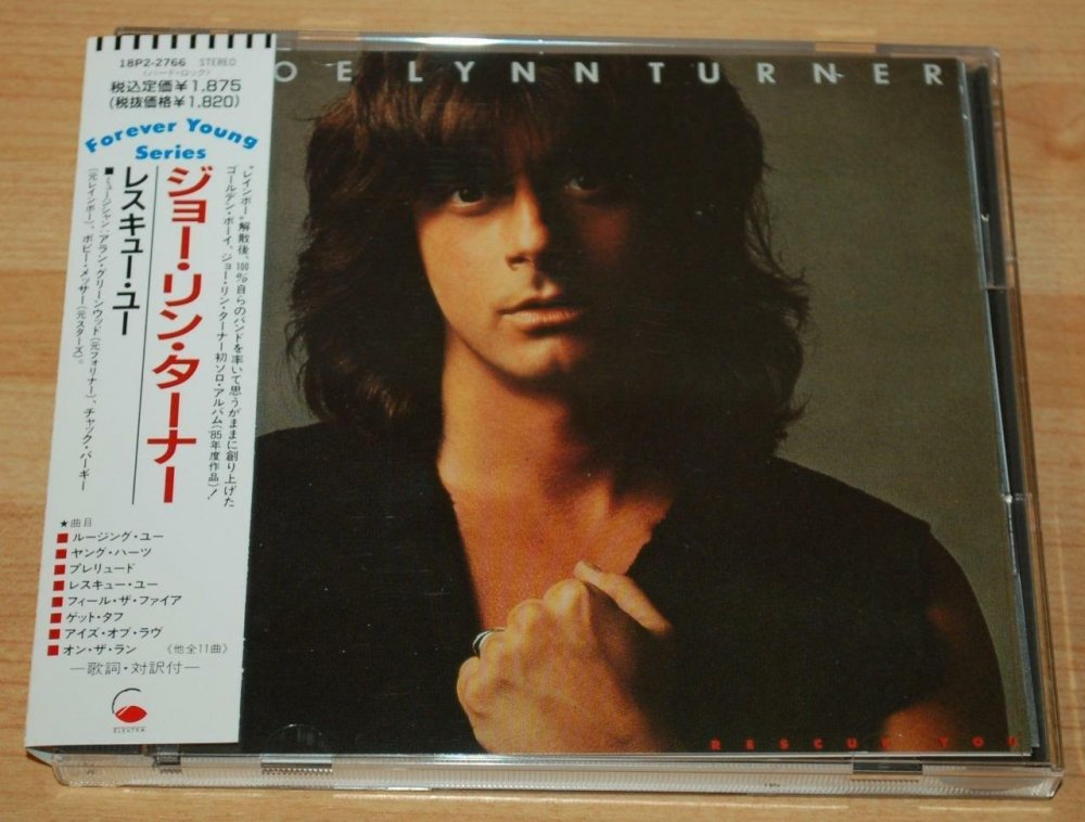Joe Lynn Turner - Rescue You.jpg