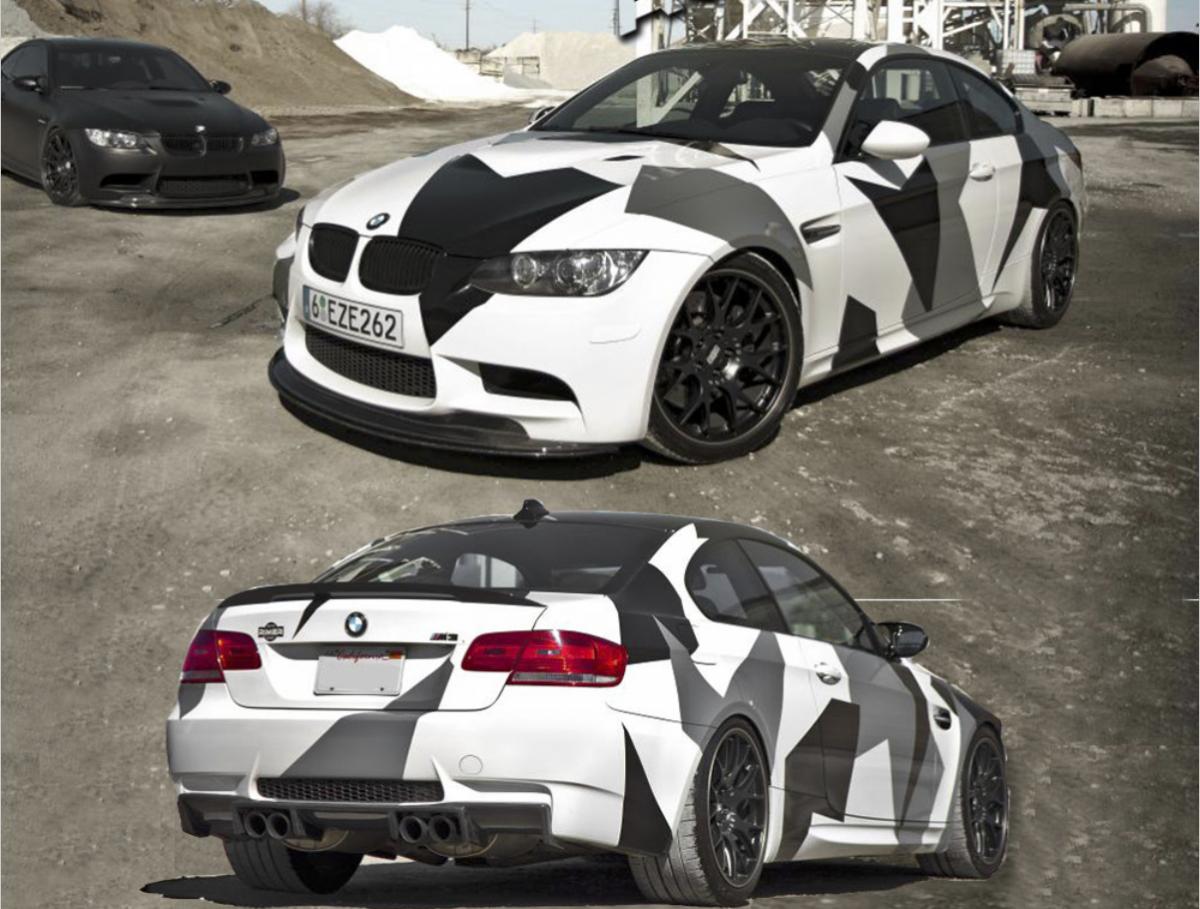 can you overlap wraps? - Vehicle Wraps - TintDude Window Tinting