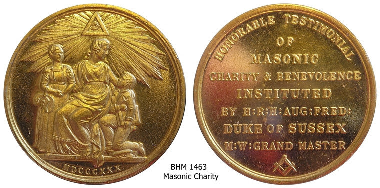 BHM 1463 Masonic Charity Instituted.jpg