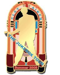 JBT Musical Journey Through the Years Pin