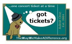 The Way We Make a Difference Pin