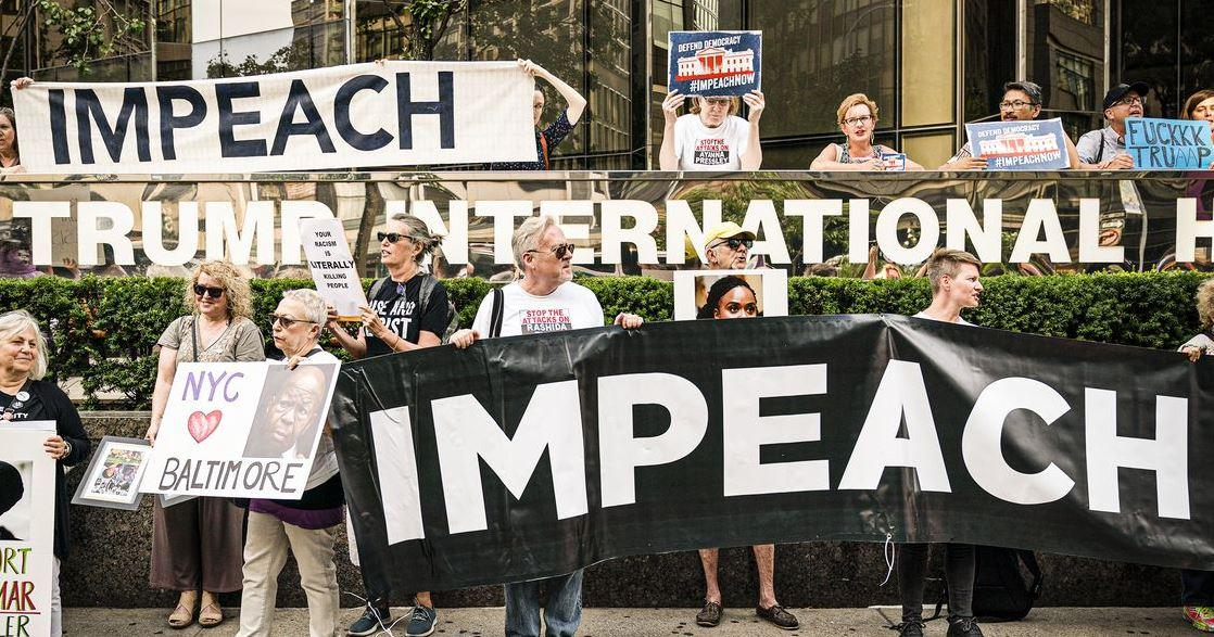 Impeachment thread corral