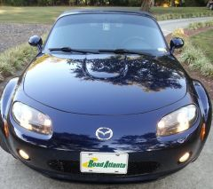 Pics of the Miata