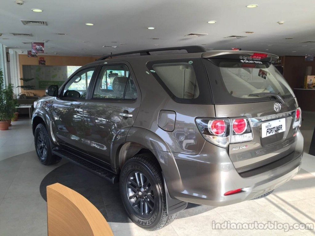 toyota fortuner 4x4 at - indian cars - autocar india forum