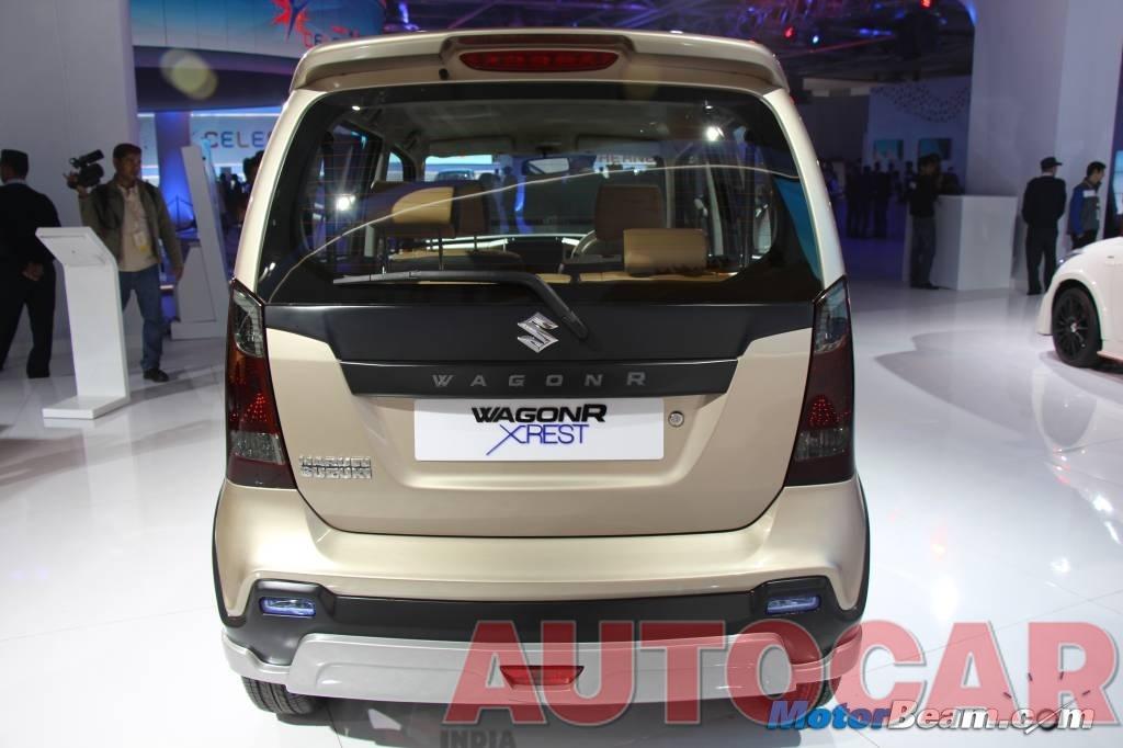wagon vxi 2017