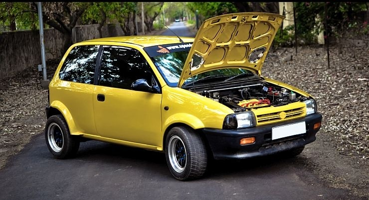 Pics Of Modified Cars In India Page 10 Performance Autocar