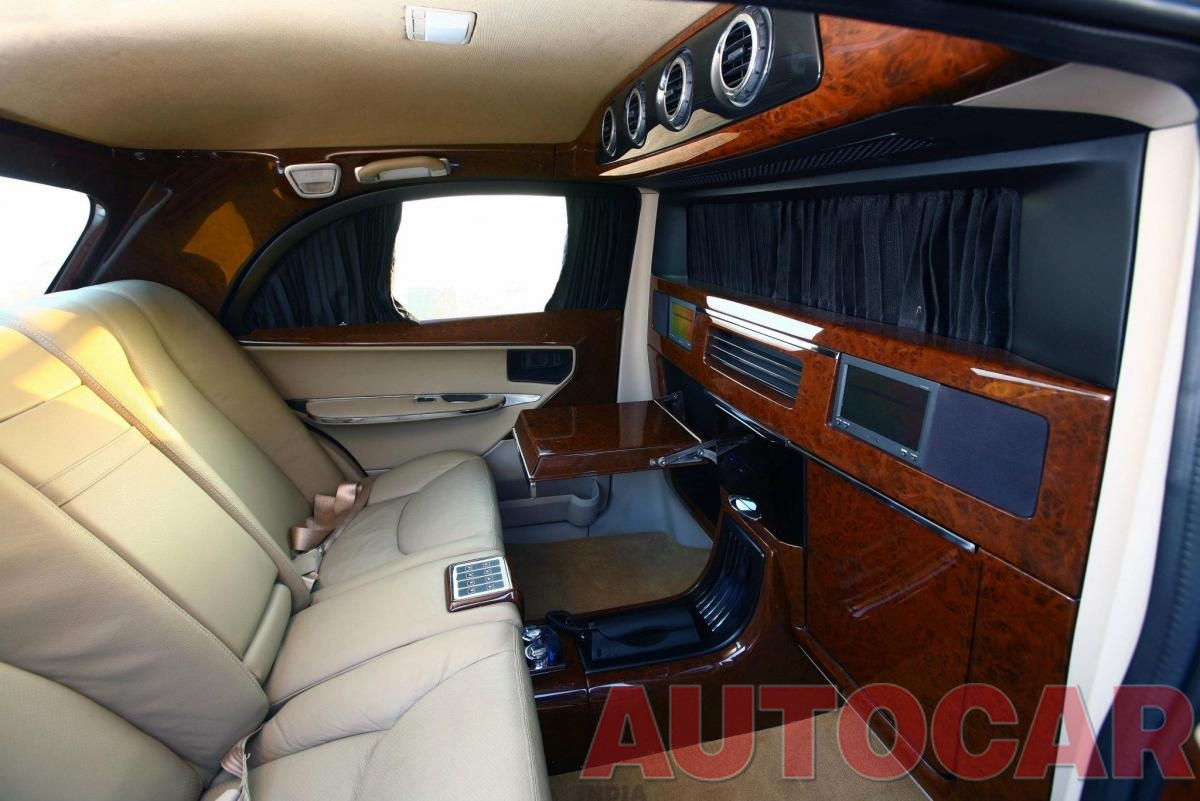 Dc S Vip Amby Accessories In Car Entertainment Autocar India