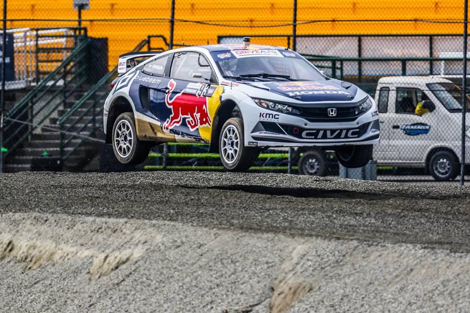 Pics Awd Honda Civic Rally Car International Scene Autocar