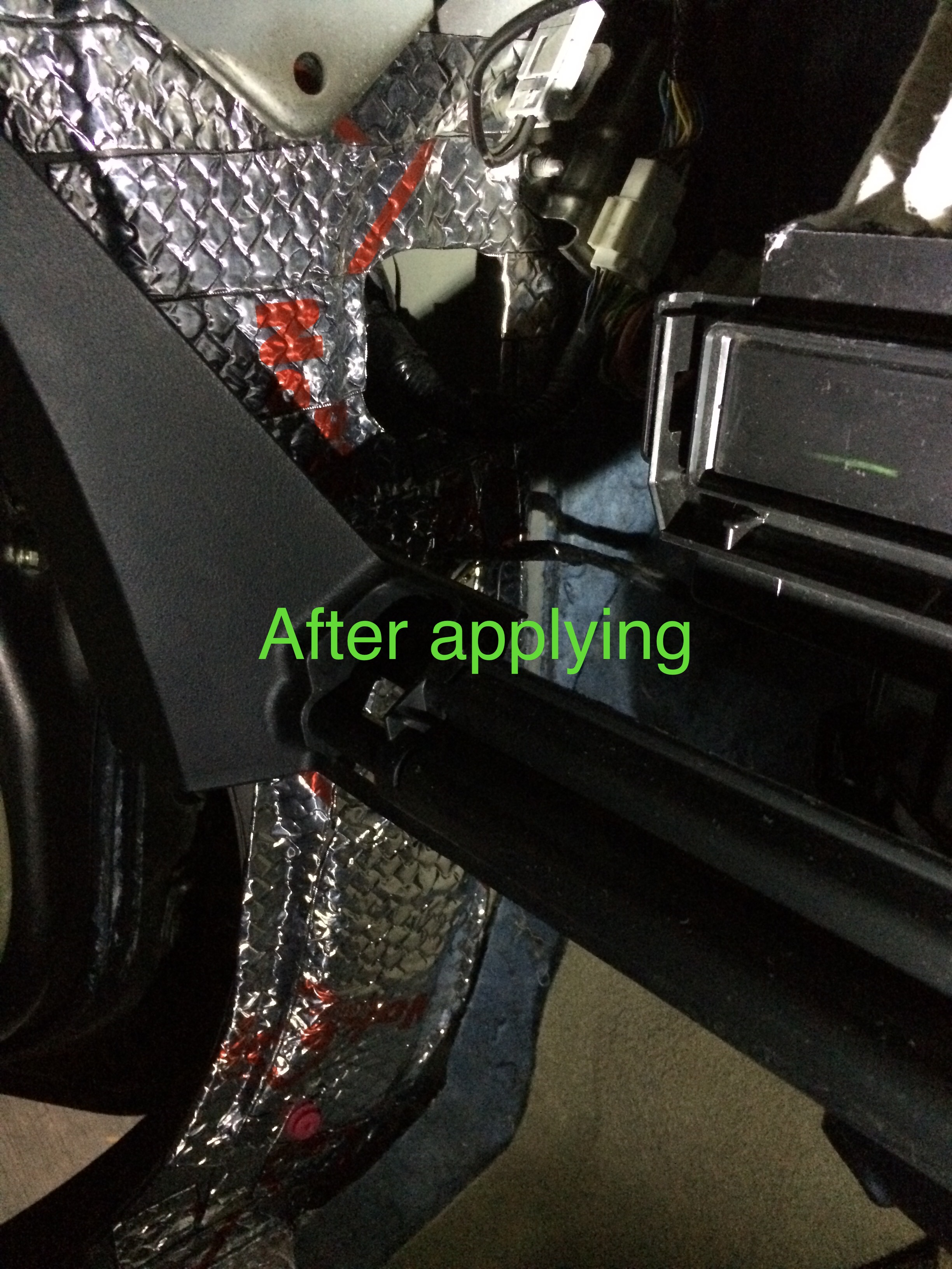 ebay mat material noico en mil car deadening insulation deadener buy sqft us sound