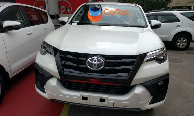 Next-generation Toyota Fortuner takes shape - Page 3
