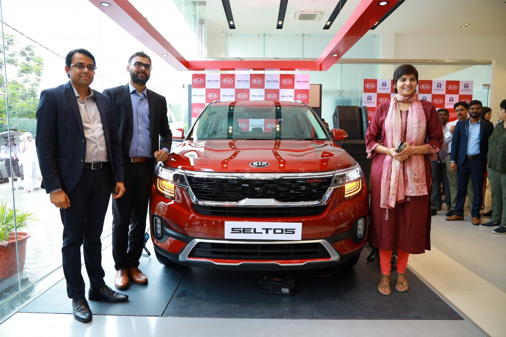 Hyderabad event kia.JPG
