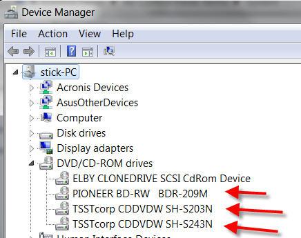 ELBY DVD-ROM SCSI CDROM DEVICE WINDOWS 7 64BIT DRIVER