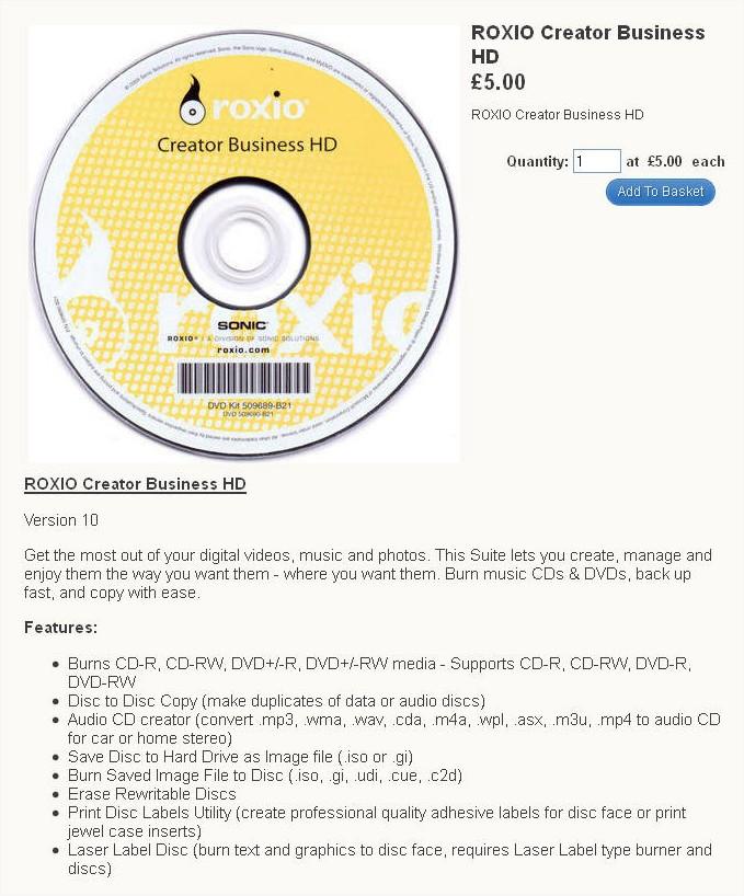 roxio business creator vs roxio my dvd general chat roxio community rh forums support roxio com Roxio Creator 2011 Gratis Descargar Roxio Creator 2011 Key