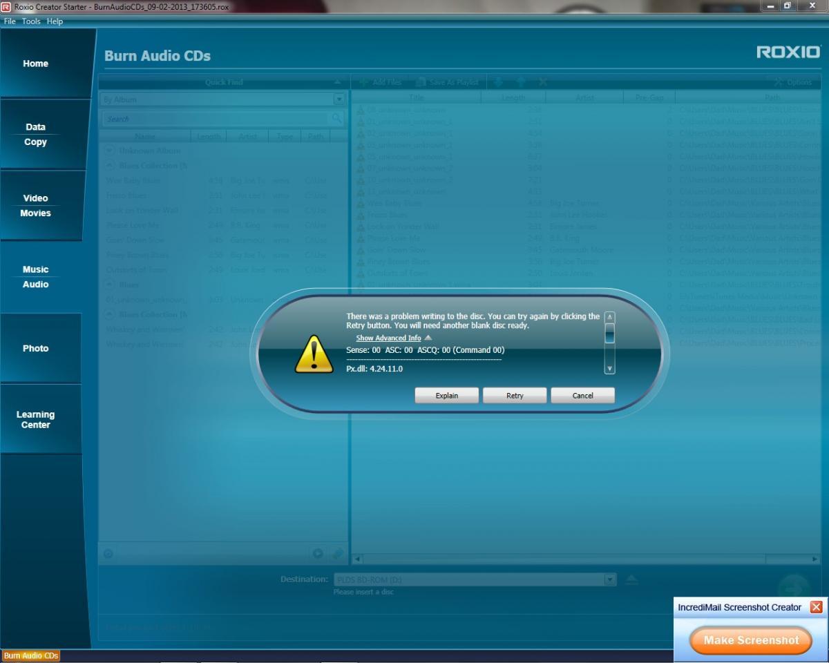 Roxio easy media creator suite 9. 0 multilanguage 2 cds serial.