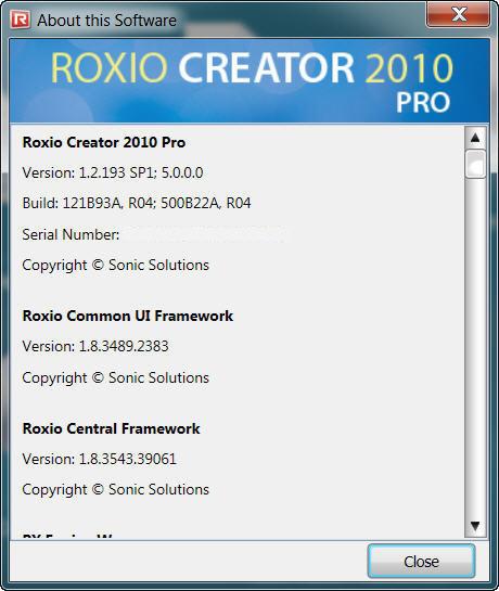Where To Buy Roxio Creator 2010 Pro