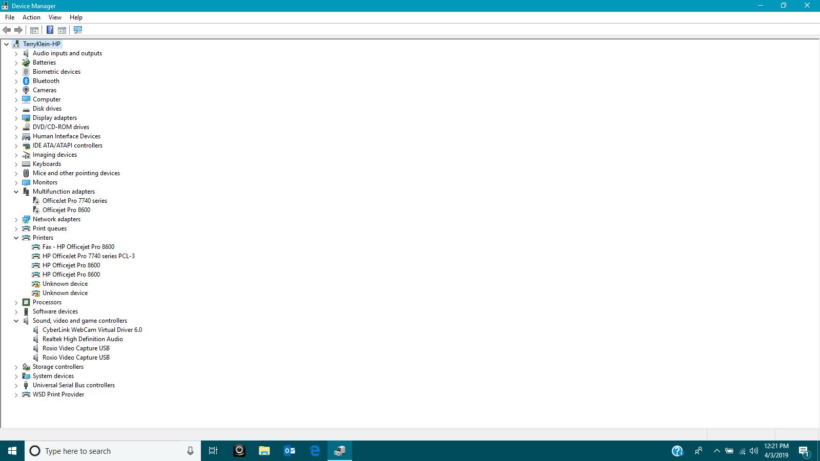 cyberlink webcam virtual driver 6.0