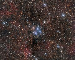 Stock 23  (Pazmino´s Cluster), SH2 202  (Camelopardis Cassiopeia)