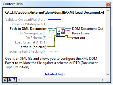 Using xsd files - EasyXML Toolkit - JKI Community
