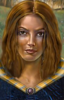 Alternate Nalia Portrait by JPS