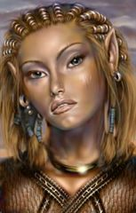 Alternate Jaheira Portrait - Option 2 by JPS